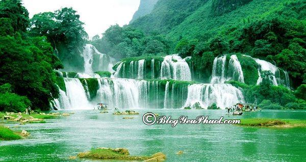Chơi ở đâu khi du lịch Cao Bằng? Địa điểm tham quan, du lịch thú vị, hấp ở Cao Bằng