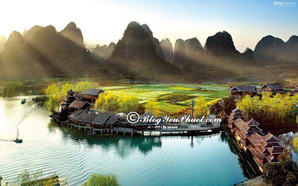 Những điểm đến được ưa thích tại Lệ Giang: Danh lam thắng cảnh đẹp, nổi tiếng ở Lệ Giang
