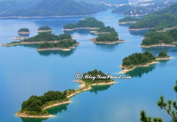 Du lịch Hàng Châu nên đi đâu? Danh lam thắng cảnh đẹp, nổi tiếng ở Hàng Châu