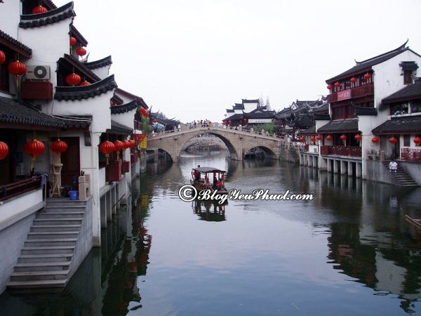 Du lịch Hàng Châu nên đi đâu chơi?