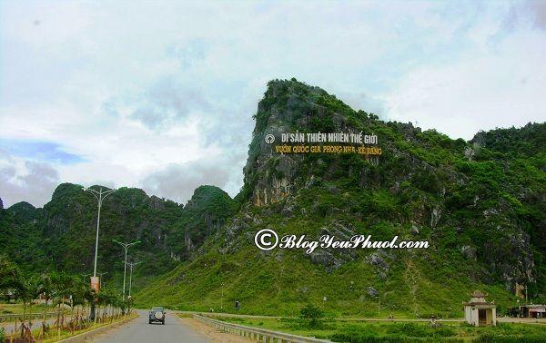 Những địa điểm tham quan nổi tiếng Quảng Bình