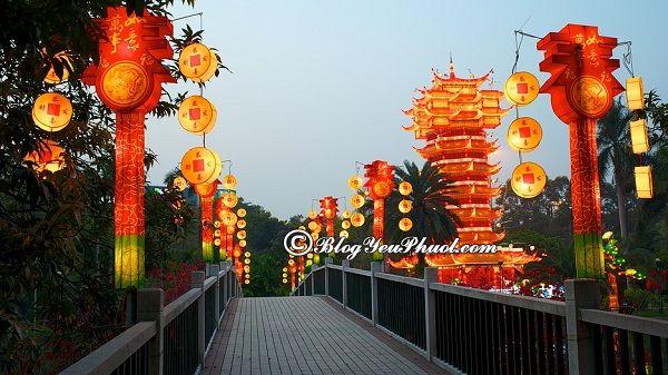 Du lịch Quảng Châu nên đi đâu chơi? Địa điểm tham quan, ngắm cảnh, chụp ảnh đẹp ở Quảng Châu