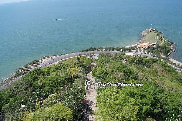 Những địa điểm du lịch nổi tiếng tại Vũng Tàu: Danh lam thắng cảnh đẹp, nổi tiếng ở Vũng Tàu