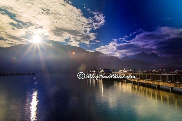 Các địa danh du lịch nổi tiếng tại Đài Loan: Địa điểm tham quan, vui chơi hấp dẫn, đẹp ở Đài Loan