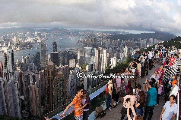 Những điểm du lịch nổi tiếng tại Hồng Kong: Nên đi chơi ở đâu khi đi du lịch Hồng Kông