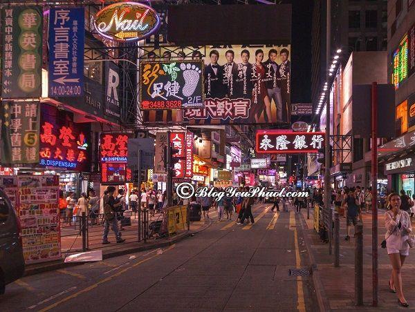 Đi đâu chơi khi du lịch Hồng Kong? Địa điểm du lịch nổi tiếng, hấp dẫn, giá rẻ ở Hồng Kông