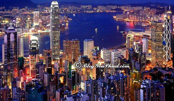 Các địa điểm tham quan đẹp ở Hồng Kong: Nên đi chơi ở đâu khi đến Hồng Kông