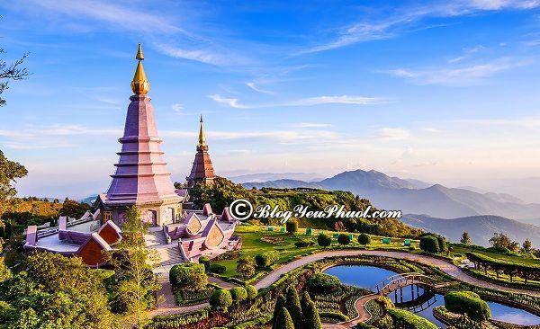 Những điểm tham quan không thể bỏ qua tại Thái Lan: Danh lam thắng cảnh ở Thái Lan, nên đi chơi ở đâu khi đi du lịch Thái Lan?