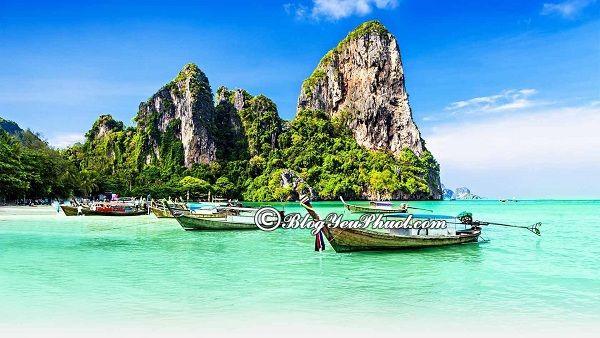 Du lịch Thái Lan nên đi đâu chơi? Địa điểm tham quan, vui chơi hấp dẫn, thú vị, nổi tiếng nhất ở Thái Lan