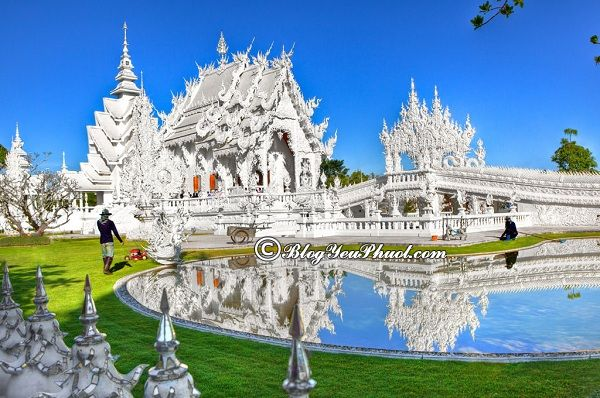Những điểm tham quan không thể bỏ qua tại Thái Lan: Du lịch Thái Lan nên đi chơi ở đâu?