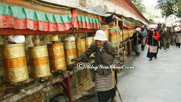 Nên đi đâu chơi khi đi du lịch Tây Tạng: Địa điểm tham quan, du lịch nổi tiếng ở Tây Tạng