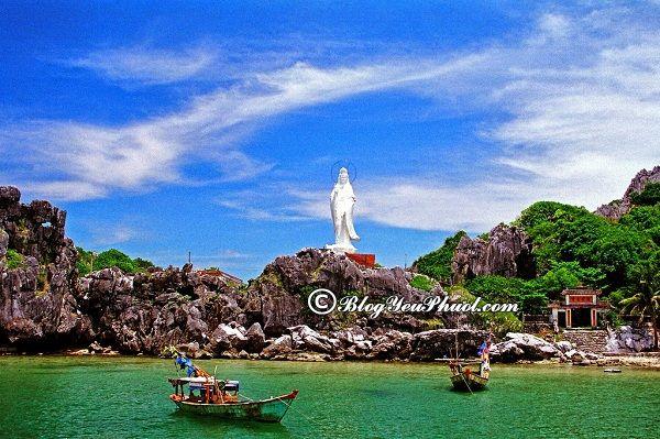 Những điểm tham quan nổi tiếng Kiên Giang