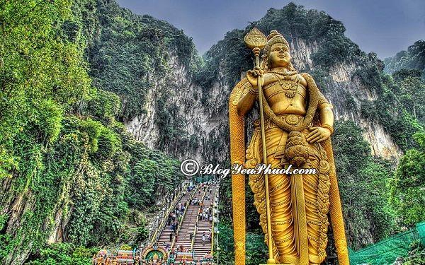 Địa điểm du lịch nổi tiếng ở Malaysia: Nơi vui chơi, ngắm cảnh, chụp ảnh đẹp nhất ở Malaysia