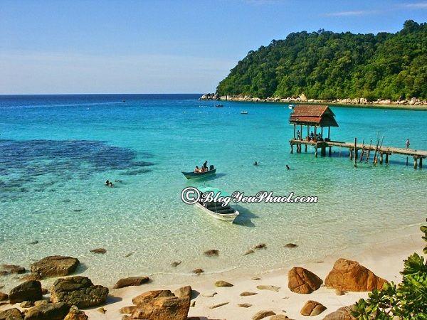 Điểm tham quan du lịch hấp dẫn tại Malaysia: Du lịch Malaysia đi chơi ở đâu?