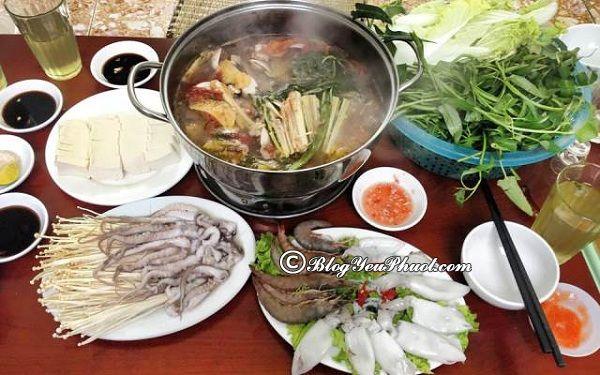 Những nhà hàng quán ăn ngon nhất ở Quận Hoàn Kiếm: Quận Hoàn Kiếm có quán ăn nào ngon, giá rẻ?