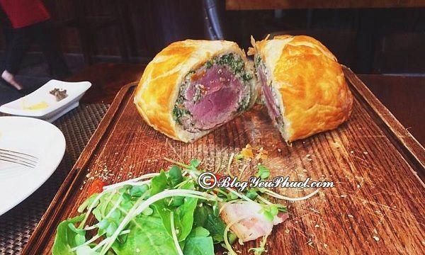 Những nhà hàng, quán ăn ngon nhất ở Quận Hoàn Kiếm: Địa chỉ quán ăn ngon, nổi tiếng ở quận Hoàn Kiếm
