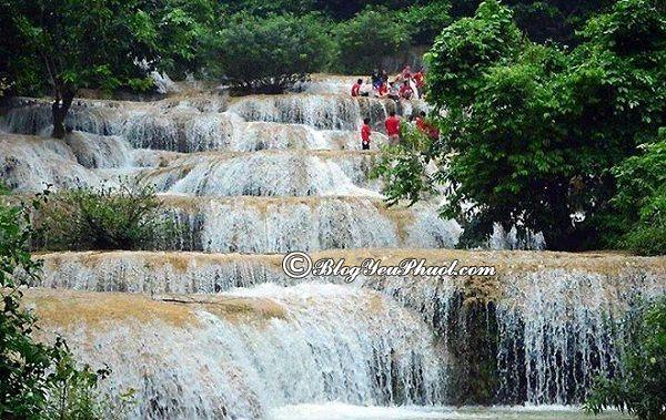 Địa điểm phượt thác đẹp ở Thanh Hóa - Thác Mây: Các thác nước nổi tiếng, tuyệt vời nhất ở Việt Nam