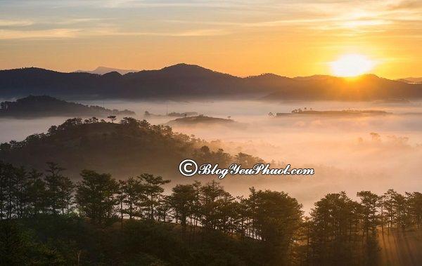 Phượt các đỉnh núi đẹp nhất Việt Nam- Langbiang: Việt Nam có ngọn núi nào phong cảnh đẹp, lãng mạn?