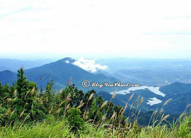 Phượt những đỉnh núi đẹp nhất Việt Nam không thể thiếu núi Bạch Mã, danh sách những ngọn núi du lịch có phong cảnh đẹp, nổi tiếng nhất Việt Nam