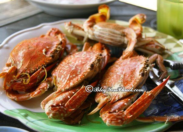 Quán ăn ngon, giá rẻ ở Phú Quốc: Địa chỉ ăn hải sản nổi tiếng ở Phú Quốc