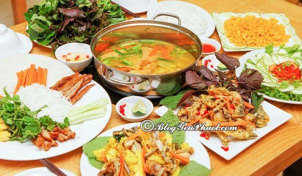 Quán lẩu ếch ngon ở hà nội: Địa chỉ ăn lẩu ếch ngon, nổi tiếng ở Hà Nội giá rẻ