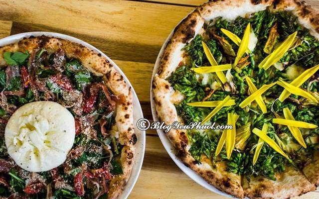 Ăn gì khi đến Đà Nẵng du lịch? Pizza Kiểu Nhật: Địa chỉ ăn pizza ngon, độc đáo ở Đà Nẵng