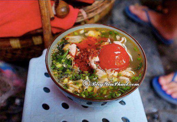 Quán bún ốc ngon ở Hà Nội: Danh sách các quán bún ốc nổi tiếng, ngon, giá bình dân ở Hà Nội