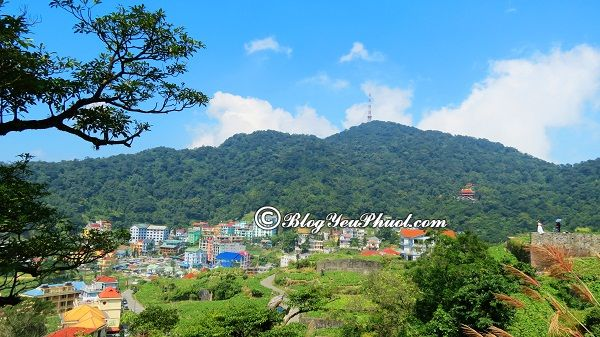 Địa điểm phượt đẹp cho sinh viên- Tam Đảo: Nơi tham quan, vui chơi, ngắm cảnh đẹp, giá rẻ cho sinh viên du lịch
