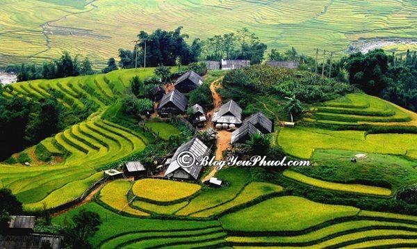 Địa điểm phượt đẹp nhất miền Bắc- Miền núi Hà Giang, đi du lịch ở đâu miền Bắc giá rẻ, nổi tiếng?