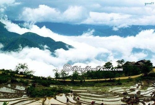 Địa điểm phượt Tây Bắc ngắn ngày- Y Tý(Lào Cai): Danh lam thắng cảnh đẹp, nổi tiếng ở Tây Bắc