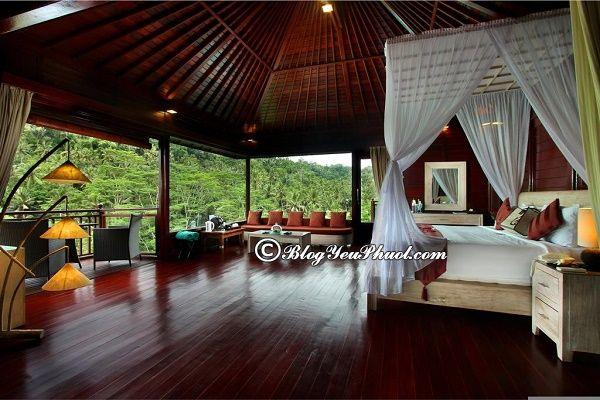 Khách sạn chất lượng ở Bali giá bình dân, view đẹp: Tư vấn đặt phòng khách sạn ở Bali giá rẻ, đẹp, sạch sẽ