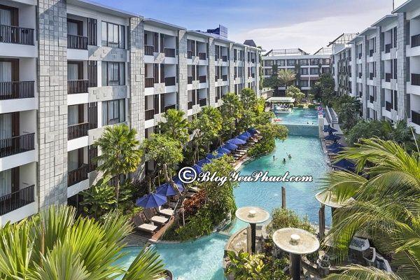 Kinh nghiệm du lịch Bali về chỗ ở: Nên ở đâu khi du lịch Bali, các khách sạn giá rẻ, đẹp ở Bali
