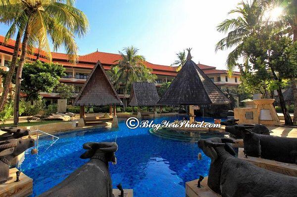Khách sạn nên ở khi du lịch Bali: Địa chỉ các khách sạn giá rẻ, chất lượng, sạch đẹp ở Bali