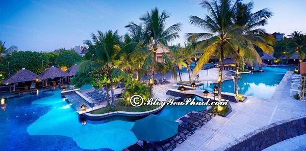 Ở đâu khi đi du lịch Bali? Khách sạn, resort đẹp ven biển Bali