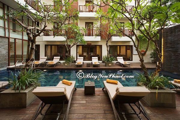 Có nên ở khách sạn Sense Hotel Seminyak khi du lịch Bali? Khách sạn lý tưởng, giá tốt ở Bali