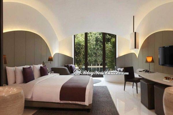 Khách sạn chất lượng ở khu nào Chiang Mai? Nên đặt phòng khách sạn nào khi du lịch Chiang Mai