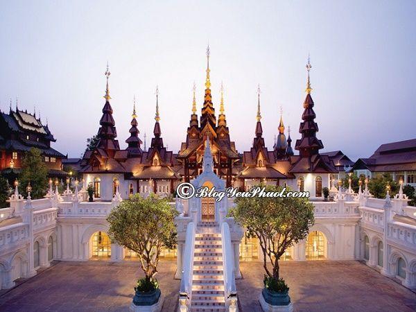 Du lịch Chiang Mai lần đầu nên ở khu nào