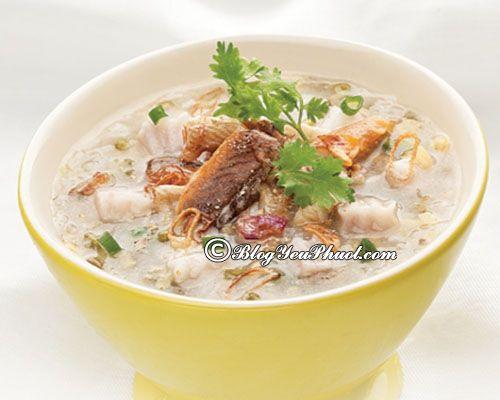 Những món ăn đặc sản của biển Cửa Lò: Món ăn ngon, nổi tiếng ở Cửa Lò và địa chỉ ăn