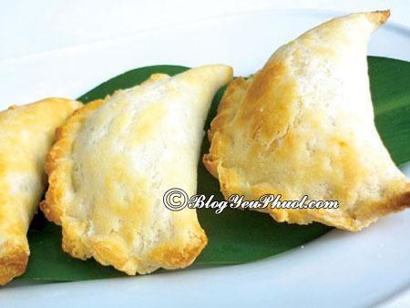 Bánh quai vạc - món ăn vặt ở Mũi Né: Ăn gì ngon ở Mũi Né và ăn ở đâu khi đi du lịch Mũi Né