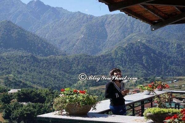 Homestay đẹp ở Sapa: Có nên ở homestay khi du lịch Sapa?