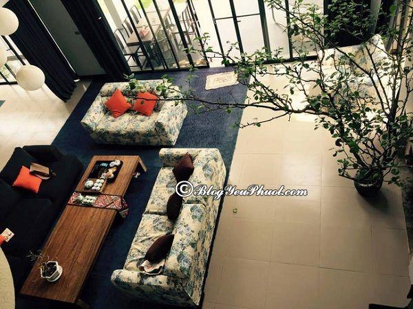 Địa chỉ homestay đẹp ở Hà Nội