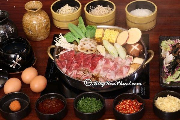 Ở Hà Nội, ăn buffet ở nhà hàng nào ngon? Địa chỉ nhà hàng buffet ngon, giá rẻ ở Hà Nội