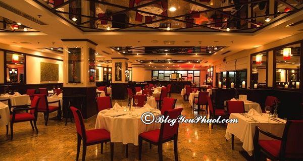Nhà hàng Buffet cao cấp tại Hà Nội: Ăn buffet ở đâu Hà Nội ngon nhất?