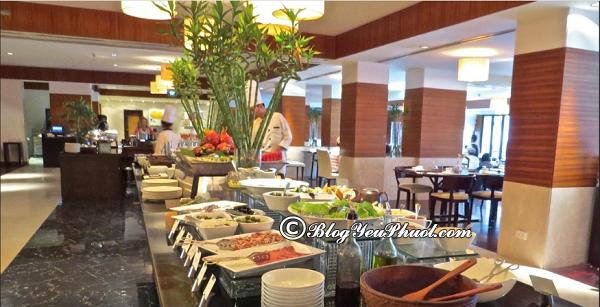 Địa chỉ ăn buffet ngon ở Hà Nội: Hà Nội có nhà hàng buffet nào ngon, hấp dẫn?