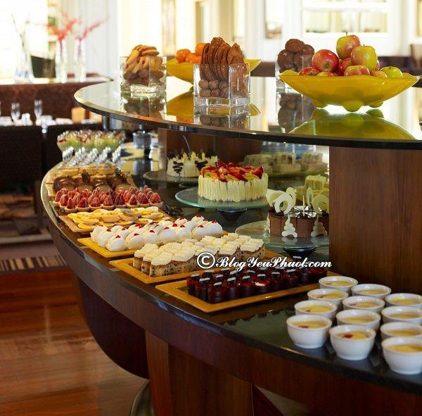 Khách sạn có buffet cao cấp ở Hà Nội: Đi đâu ăn buffet ở Hà Nội ngon, nổi tiếng nhất?