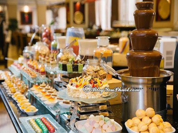 Khách sạn có buffet ngon, cao cấp ở Hà Nội: Địa chỉ ăn buffet nổi tiếng ở Hà Nội