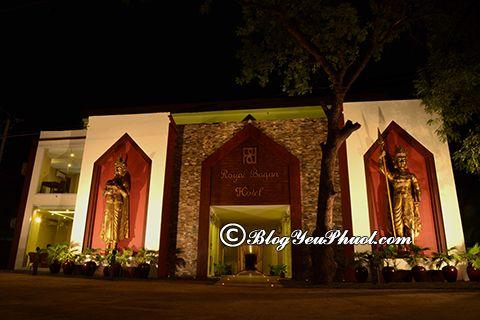 Khách sạn ở Bagan, Inle đẹp, tiện nghi, sạch sẽ: Hướng dẫn lựa chọn khách sạn khi du lịch Bagan, Inle