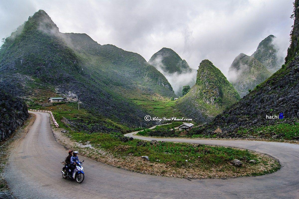 Chinh phục đèo Mã Pì Lèng nên lựa chon con đường thuận tiện nhất: Hướng dẫn đường đi tham quan, du lịch Mã Pì Lèng