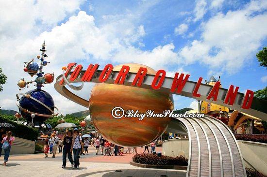 Đi Disneyland Hong Kong trải nghiệm những điều mới mẻ: Các trò chơi nổi tiếng, hấp dẫn ở Disneyland Hong Kong
