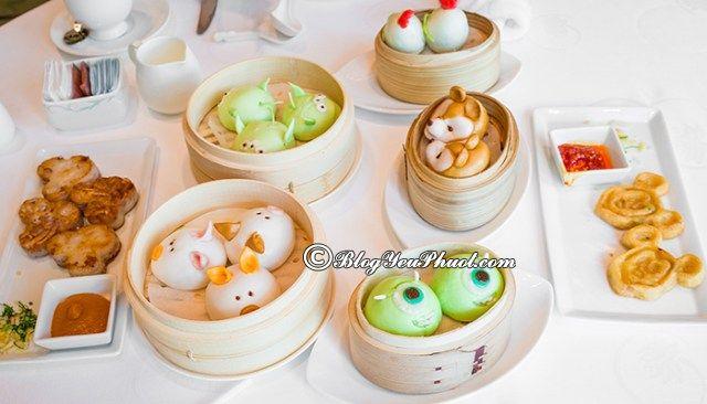 Ăn gì tại Disneyland Hongkong?- Ẩm thực ở Disneyland hong kong